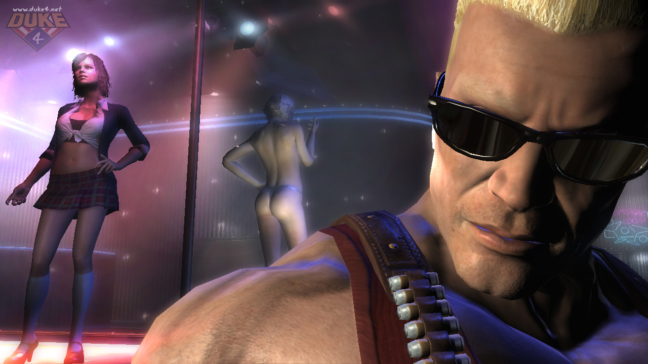 Take-Two processa desenvolvedores de Duke Nukem Forever Dukenukem1