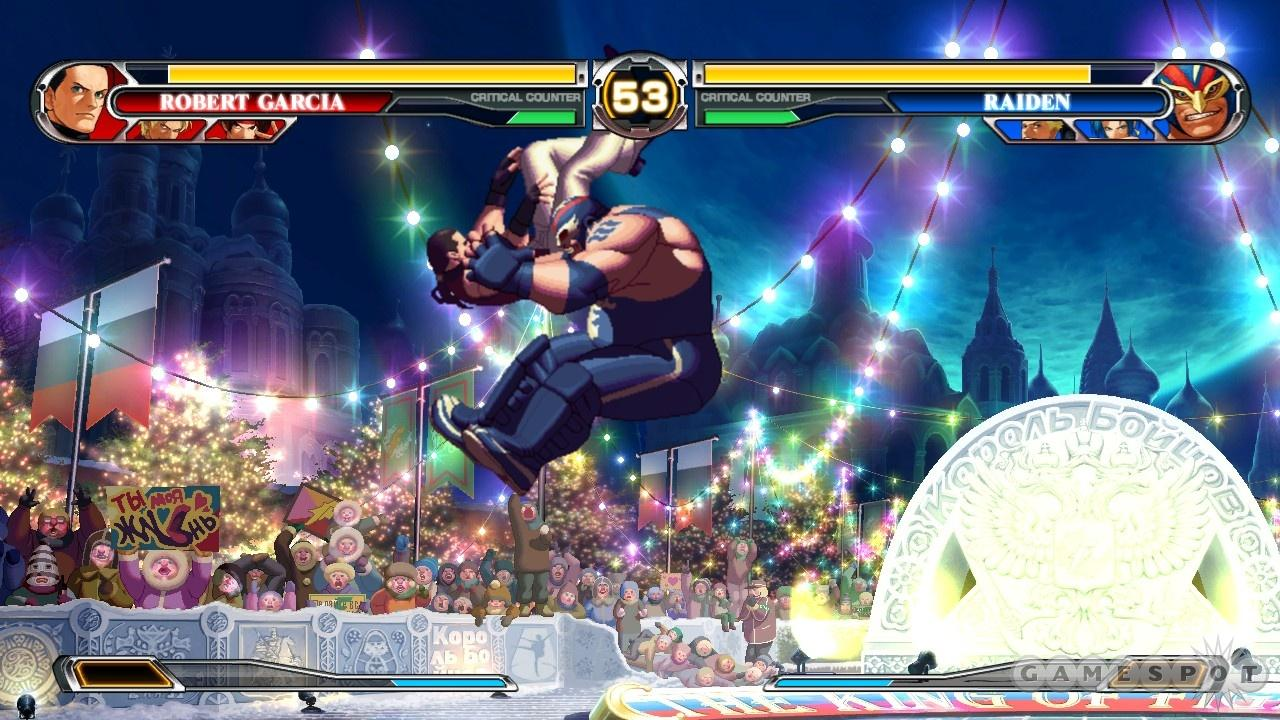 Novas imagens de King of Fighters XII Kofxii1