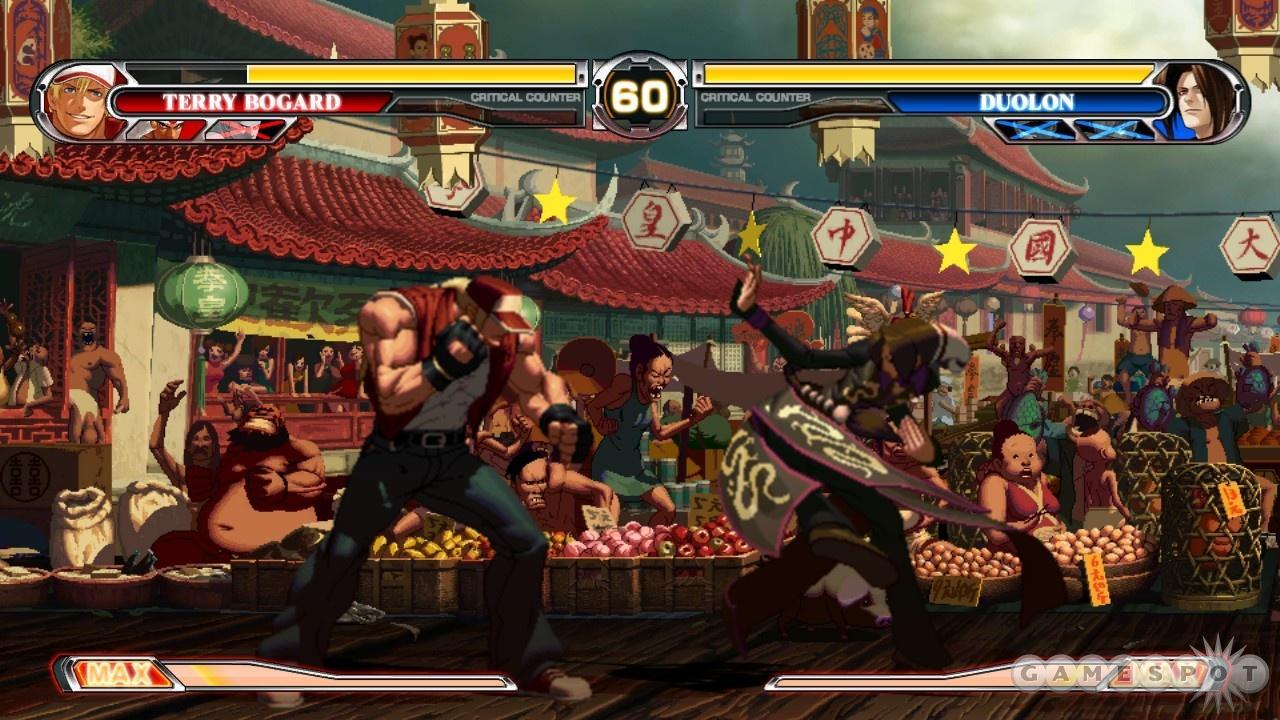 Novas imagens de King of Fighters XII Kofxii2