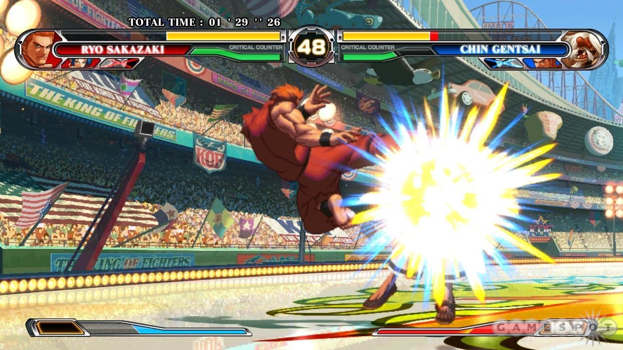 Novas imagens de King of Fighters XII Kofxii3