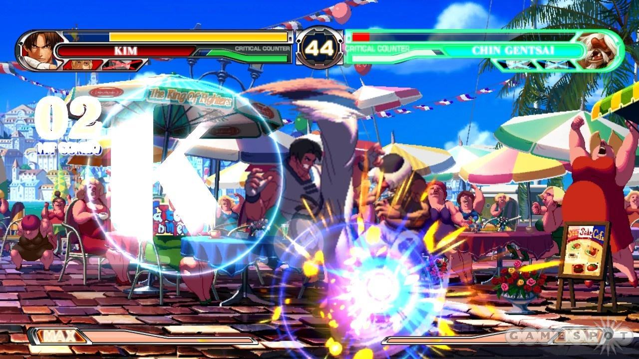Novas imagens de King of Fighters XII Kofxii4