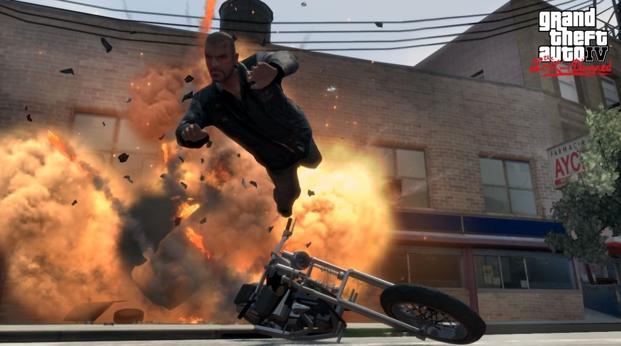 GTA IV: The Lost and Damned - Review Tladscreenshot2